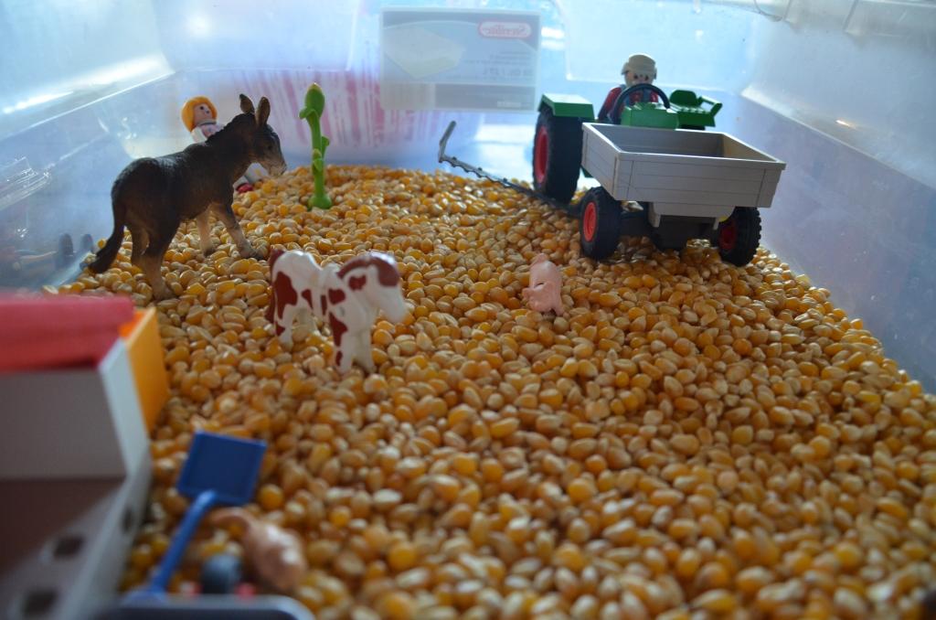 Popcorn Bin